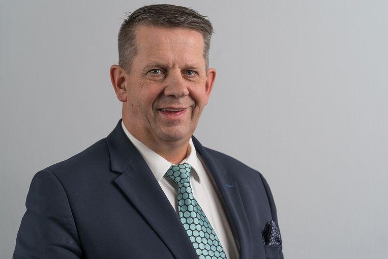 Voorzitter van de Truiense gemeenteraad Bert Stippelmans (CD&V).