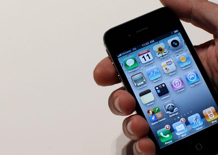 De iPhone 4 verscheen in 2011 op de markt.