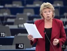Des propos contre les Roms au Parlement européen fâchent Viviane Reding