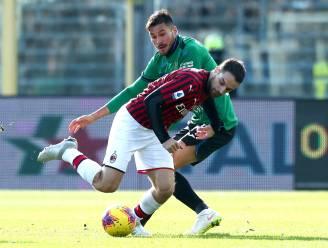 Atalanta niet verder dan een gelijkspel bij AC Milan, Juve kan de titel ruiken