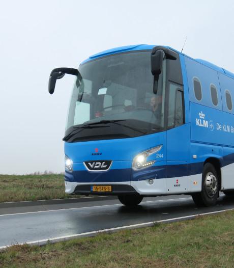 Munckhof gaat KLM-reizigers via Eindhoven naar Schiphol vervoeren