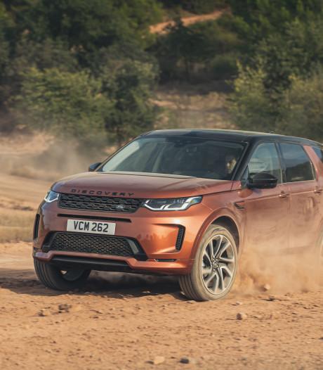 De verborgen talenten (en gebreken) van de nieuwe Land Rover Discovery Sport