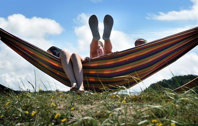 Luieren mag, maar er zijn genoeg dingen te doen in de zomervakantie.