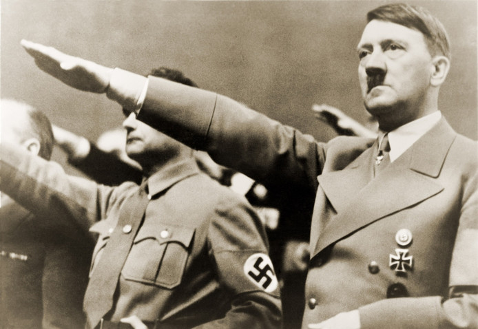 Adolf Hitler in 1939.