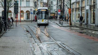 Heraanleg sporen Veldstraat niet voor eerste twee jaar