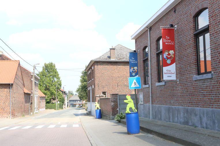 Het schooltje in Kapellen zal woensdag gesloten blijven.