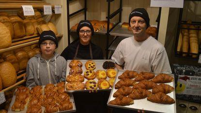 Gratis brood, koeken en gebak voor crew