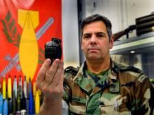Deze Brabantse bom-expert maakte talloze dodelijke explosieven onschadelijk