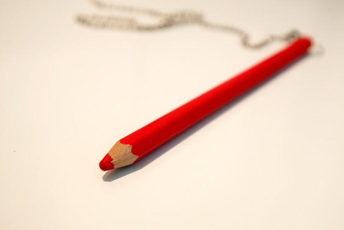 Het rode potlood zal nog een paar keer nodig zijn.