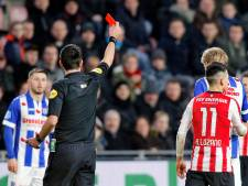 PSV-topscorer Lozano donderdag voor de tuchtcommissie