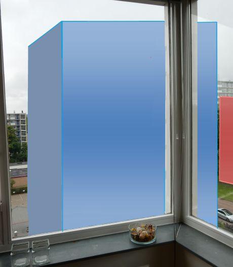 Flatbewoners Prinsenland verliezen uitzicht op groen en krijgen nieuwe flat 'pal voor hun neus'