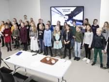 Kinderen uit gemeente Hellendoorn doen auditie voor  rol in een musical over de Tweede Wereldoorlog