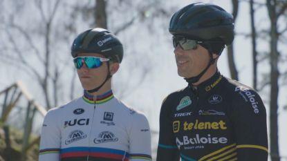 """Sven Nys en zoon Thibau spenderen quarantainedagen op de weg: """"De rennersbenen komen stilaan terug"""""""