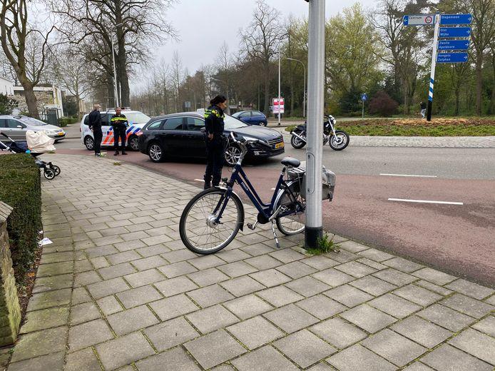 Fietser gewond bij aanrijding Deventer