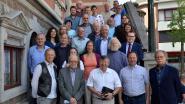 Vlaamse Beiaardvereniging op bezoek in Temse