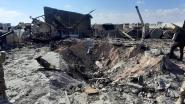 64 militairen liepen lichte hersenschudding op bij Iraanse raketaanval