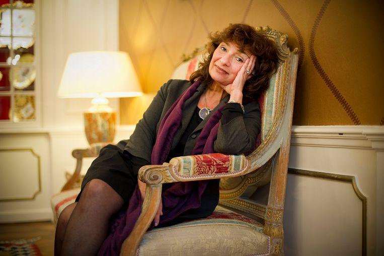 Lisa Appignanesi (1946) werd geboren in het Poolse Lodz, bracht haar jeugd door in Canada en werkt nu al decennia in Londen. Beeld Bart Mühl