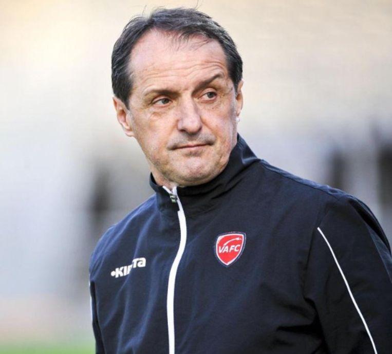 Hadzibegic als coach van het Franse  Valenciennes
