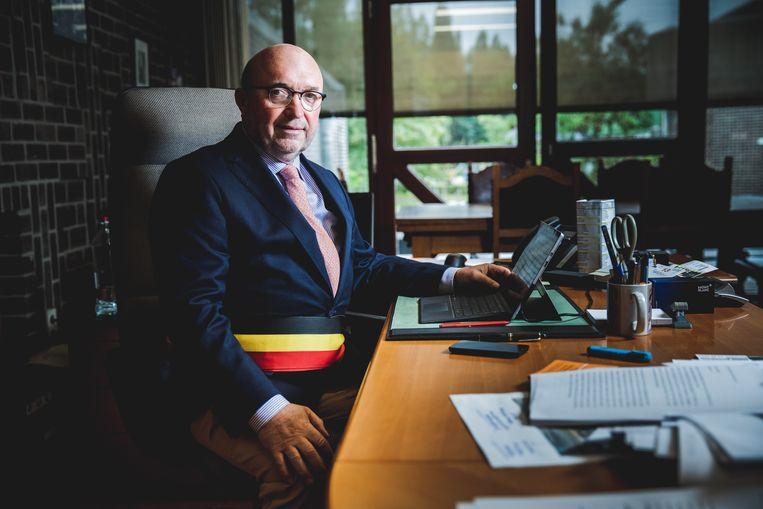 Erpe-Mere, burgemeester, Hugo De Waele