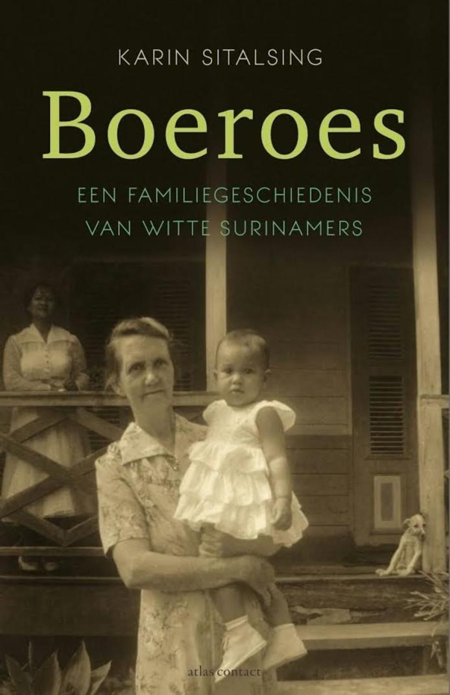 Het boek Boeroes.