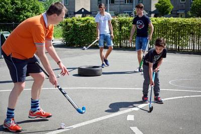Hockey, maar dan anders