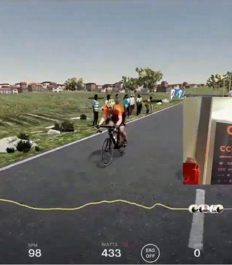 Une édition virtuelle pour le Tour de France, avec Van Avermaet et les stars d'Ineos