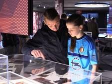 Uniek verzamelobject ruilen tegen kaartjes Excelsior - Feyenoord