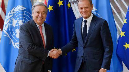 Europese landen houden unaniem vast aan nucleair akkoord met Iran
