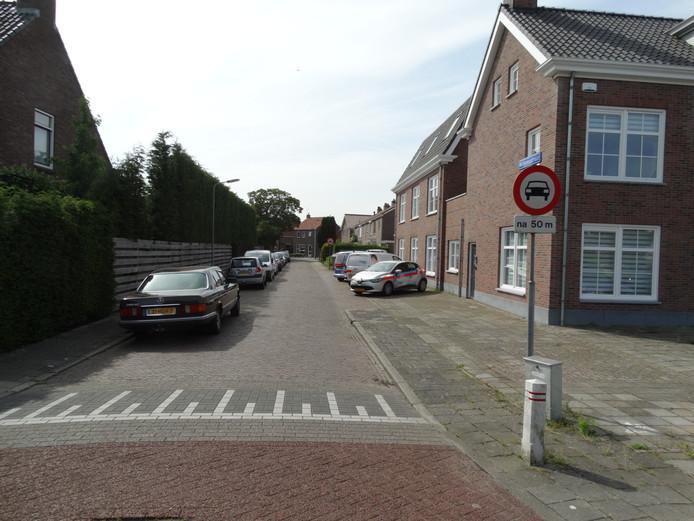 De Willemsstraat in Kloetinge.