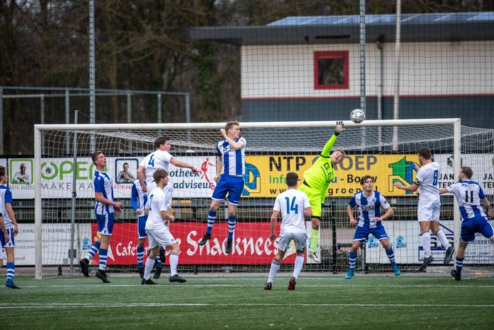 VVG'25 oefent zaterdag tegen Silvolde.