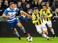 Kvida en Ehizibue langer bij PEC Zwolle