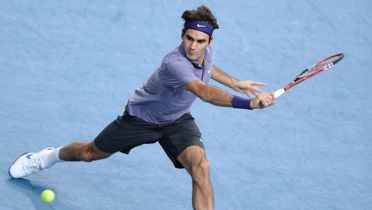 Roger Federer. Beeld epa