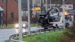 Chauffeur overleden na slippartij op E17