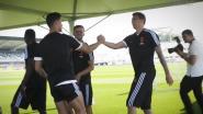 Ook voor Ronaldo is vakantie voorbij: blik achter de schermen bij zijn eerste werkdag