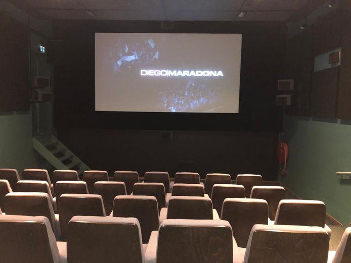 Bioscoop in Delft.