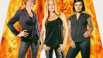 Vrouwen van Van Quickenborne trekken naar kiezer, Hollywood Style