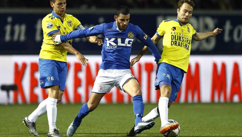 Cambuur Met Lege Handen Na Duel Met Roda Jc Pec Zwolle Houdt Zicht Op Play Offs De Volkskrant