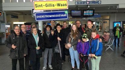 Groot deel van Sint-Gillis-Waas bedreigd door klimaatopwarming