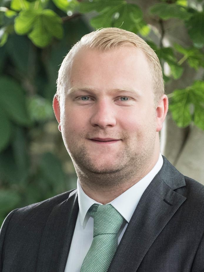 Wethouder Martijn Breukelman