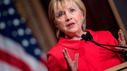 Hillary Clinton geen kandidaat voor presidentsverkiezingen 2020