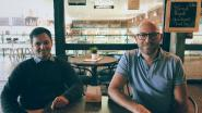 Tim en Andy openen in september 2021 'brasserie' bArd'eau in nieuw stedelijk zwembad