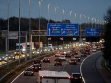 Nergens wordt het sneller druk dan tussen Wierden en Vriezenveen