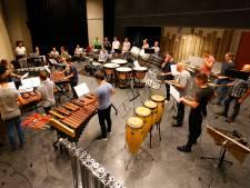 Drummania in Hoogeloon in modern jasje