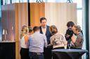 Crisisvergadering in de raad op 26 juni: Mark Coenders met de GroenLinks-fractie.