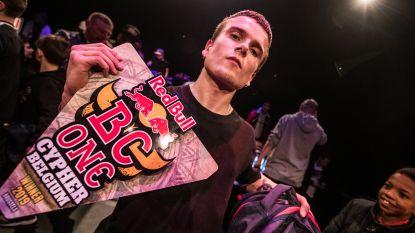 Simon is beste breakdancer van België