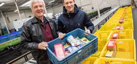 Voedselbank kan weer even vooruit, gemeente Zwolle trekt portemonnee