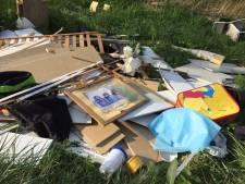 Ergernis over dumpen afval in Hof van Twente