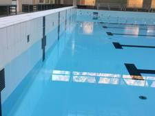 900.000 liter water weggestroomd uit zwembad de Warande in Oosterhout