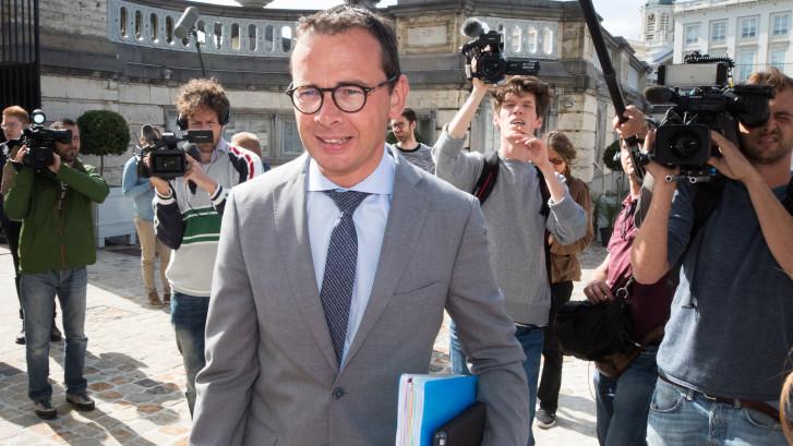 Formation flamande: Wouter Beke en désaccord avec la note d'intention de Bart de Wever