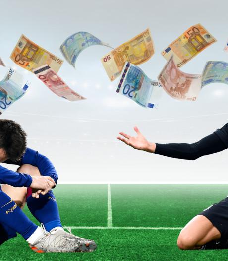Messi en Ronaldo leveren miljoenen in: alle hens aan dek bij 'risicoclubs'